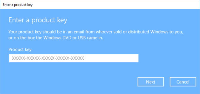 windows 10 os download with product key