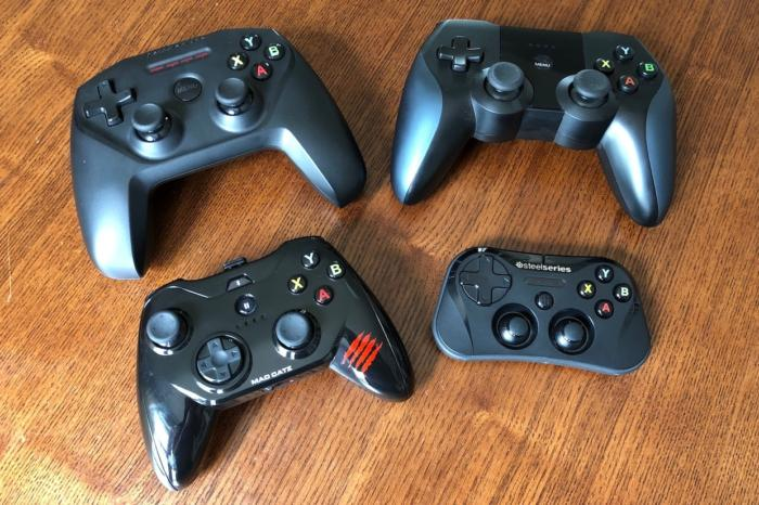 Use Apple TV gaming controllers