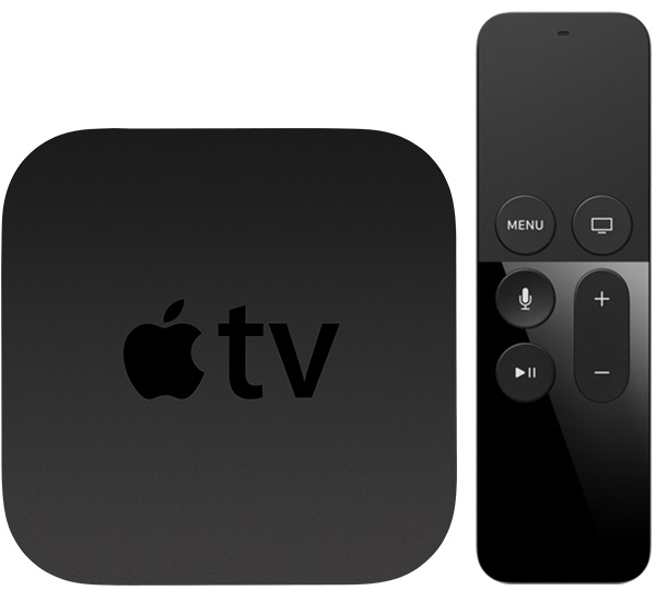 Pair new Apple TV remote