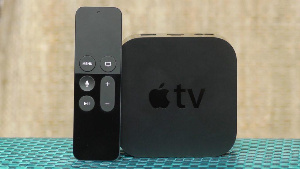 Reset Apple TV remote