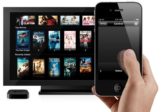 Use any iOS device to control Apple TV