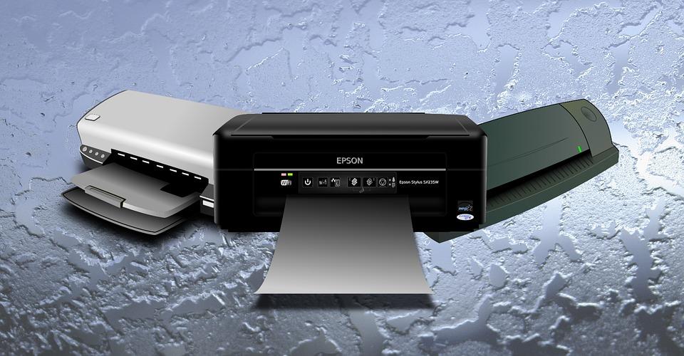 Black and White Inkjet Printer vs Monochrome Laser Printer